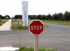 Panneaux police pour la VOIE VERTE Chinon-Richelieu (37)