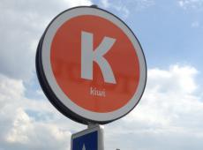 signalétique parking panneau - Centre commercial les Atlantes - saint pierre des corps